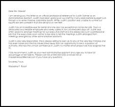 cover letters for administrative assistant cover letter