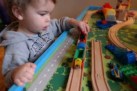 Imaginarium Train Set With Table 55 Piece Train Tables For 2 Year Olds