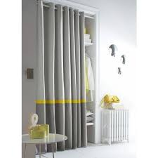 voilage pour chambre bébé voilage pour chambre bebe 13 rideau 224 oeillets tricolore pur