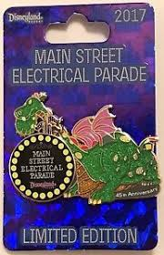 parade pins disneyland electrical parade pin 2017 limited release