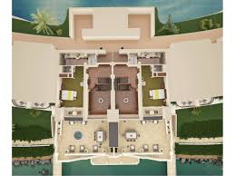 hilton waikoloa village 3d floor plans