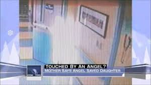 proof of a real angel saves a dying on camera youtube