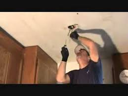 Removing Light Fixture Tips On Removing An Existing Light Fixture Junction Box