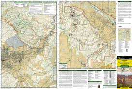 Colorado Map Images by Colorado National Monument Mcinnis Canyons National Conservation