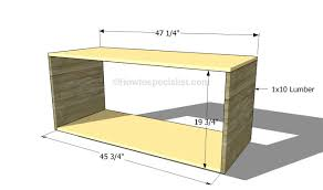 how to build a tv cabinet free plans diy diy tv stands plans