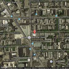 Chicago Magnificent Mile Hotels Map by Budget Hotels Near Briar Street Theatre Blue Man Group In