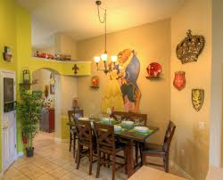 Adventure Villa Beauty  Beast Dining HomeAway Rolling - Beauty and the beast dining room