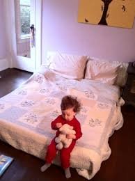 Floor Beds For Toddlers I Love A Mattress On The Floor Savvy Parenting Support The Blog
