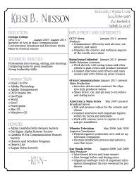 Electronic Cover Letters News Producer Cover Letter Crisis Worker Cover Letter