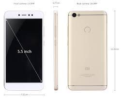 Redmi Note 5a Xiaomi Redmi Note 5a 4g Phablet 32gb Rom 148 81 Shopping