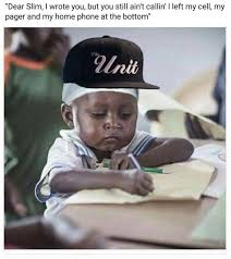 Old Cell Phone Meme - adorable boy s meme is now raising thousands for his school in ghana