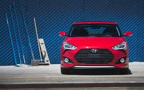 2013 Hyundai Veloster Turbo First Test Motor Trend