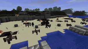 D Day Map D Day Minecraft Machinima Re Upload Youtube