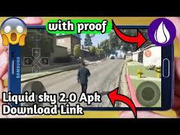 play 5 0 apk liquid sky 2 0 apk link how to play gta 5 on android no