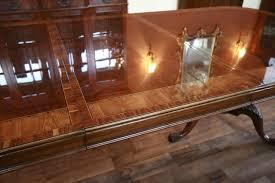 Mahogany Dining Room Chairs Drexel Heritage Dining Room Set Alliancemv Com