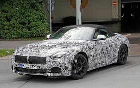 spy photos 2018 bmw z5 to replace aged z4 in 2017 bmw news at