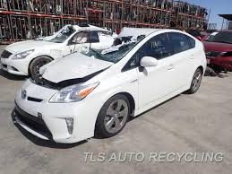 toyota prius parts parting out 2013 toyota prius stock 6207br tls auto recycling