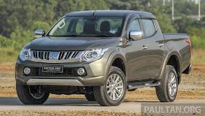 mitsubishi triton 2012 mitsubishi triton vgt adventure price up by rm2k