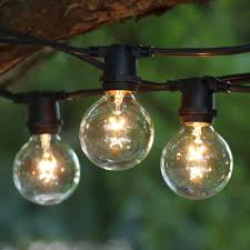 Temporary Lighting String by Why Buy Commercial Grade String Lights Resource Article By