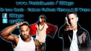eminem no love mp3 download no love busta ryhmes videos view and free download with any format