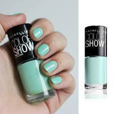 maybelline color show nail polish lux lobster 33