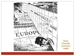 Iron Curtain Political Cartoons Mr Hughes United States History Anaheim High Ppt Download