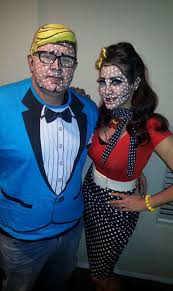 Makeup For Halloween Costumes by Best 20 Pop Art Costume Ideas On Pinterest U2014no Signup Required