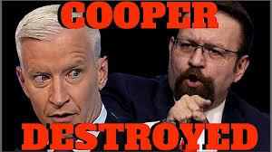 Anderson Cooper Meme - sebastian gorka destroys anderson cooper full interview youtube