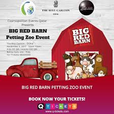 The Big Red Barn Book Q Tickets Big Red Barn Petting Zoo Event A Petting Zoo Facebook