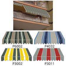 colori tende da sole tenda da sole a caduta tessuto in poliestere varie misure e colori