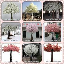 artificial wedding arches decartion for sale of cherry blossom