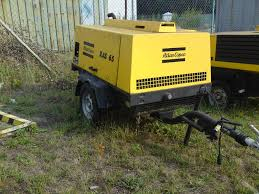 used atlas copco xas 65 dd compressors year 1991 price 3 441
