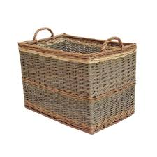 Cane Laundry Hamper by Large Wicker Baskets Home Design By Larizza