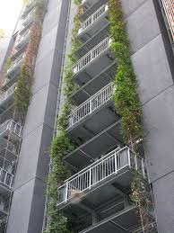 green walls and facades the green infrastructure research group