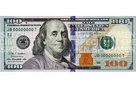 new 100 dollar bill has 3d security ribbon techeblog