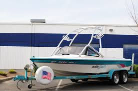 Boat Flag Mount Malibu Euro F3 Lightning Wakeboard Towers And Accessories