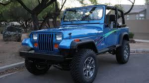 jeep wrangler turquoise 1993 jeep wrangler f134 denver 2017