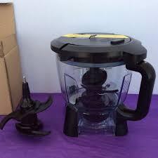 Ninja Mega Kitchen System Ninja Mega Kitchen System 8 Cup Food Processor Bowl 317kku770 Ebay