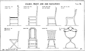 Straight Back Chairs Analysis Of A Chair Prop Agenda