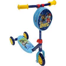 playwheel paw patrol 3 wheel kick scooter walmart