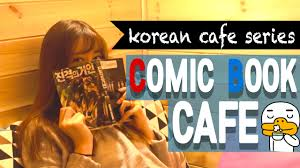 the adventures of pepero korean cafe series 02 comic book cafe reading cartoons in cute
