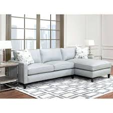 Leather Recliner Sectional Sofa White Top Grain Leather Sectional Sofa Modern Sofas Atlas Brown