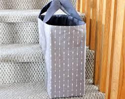 storage tote stair basket the stair duffel large tote