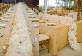 wedding reception table runners table runners wedding reception images wedding decoration ideas