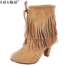 womens fringe boots size 11 11 cowboy boots promotion shop for promotional 11 cowboy boots on