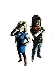 android 17 and 18 inexhaustible energy android 17 and 18 by dbzdokkanbattlecard2