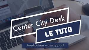 Cci Help Desk Tutoriel Center City Desk Www Portesdenormandie Cci Fr Youtube