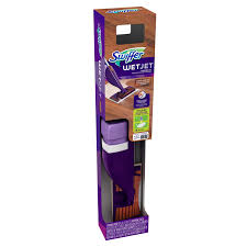 Swiffer Wet Jet Laminate Floors Amazon Com Swiffer Wetjet Wood Starter Kit Health U0026 Personal Care