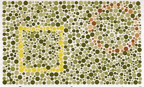 Green Red Color Blind Tests For Red Green Colorblindness
