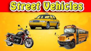 monster truck videos for toddlers street vehicles learn transport sport car motor bike monster